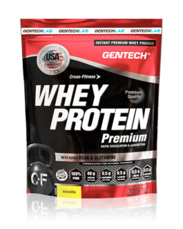 Whey Protein Premium GENTECH (500/1000Grs)