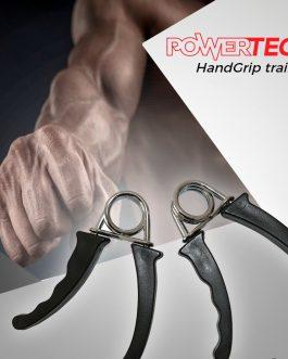 POWERTECH Hand Grip (Regulable/Resorte)