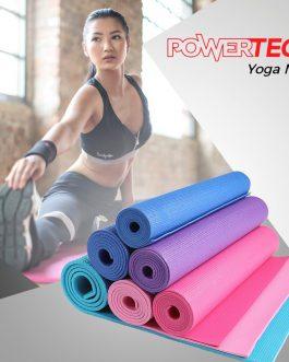 POWERTECH Yoga Mat Colchoneta (3/4/5/6/8/10 MM)