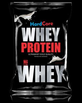 HARDCORE Whey Protein (1000 Grs)