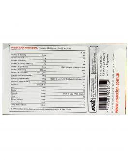 ENA SPORT Enaccion Multivitaminico (60 Comp)
