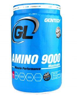 Amino 9000 GENTECH (160 Comprimidos)