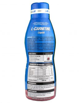 Carnitina Liquida GENTECH (500 Ml)