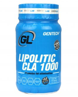 Lipolitic Cla GENTECH (60 Comp)