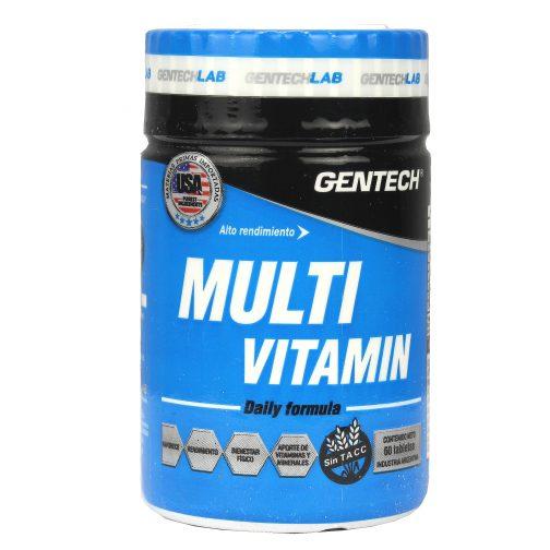 Multivitaminico GENTECH (60 Comp)
