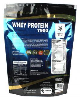 Whey Protein 7900 GENTECH AFA ( 500 / 1000 Gramos )