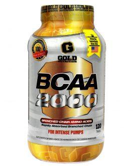 Bcaa 2000 GOLD NUTRITION (120 Comp)
