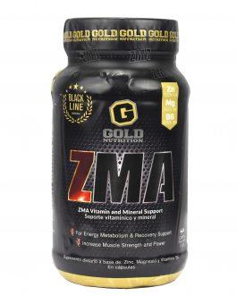 GOLD NUTRITION ZMA LADO 1