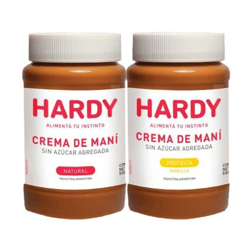 HARDY Crema De Mani (500 Grs)