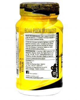 BCAA Pack HTN (120 Comp)