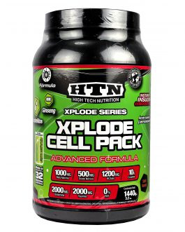 HTN XPLODE CELL PACK 1440 GRS LADO 1