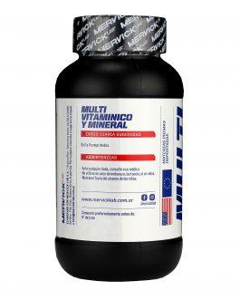 Multivitamin MERVICK (120 Caps)