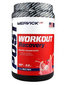 Post Workout Recovery MERVICK (900 Grs)