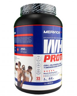 Whey Protein MERVICK (1000/3000 Grs)