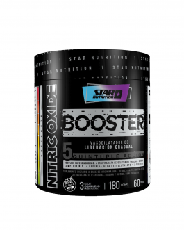 N.O. Booster 5 STAR NUTRITION (180 Comp)