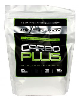 Carbo Plus STAR NUTRITION (1000 Grs)