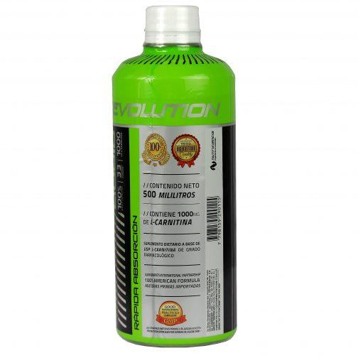 L-Carnitina Liquida STAR NUTRITION (500 Ml)