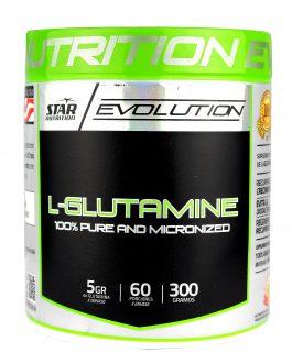 L-Glutamina STAR NUTRITION (300 Grs)