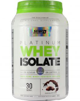 Platinum Whey Isolate STAR NUTRITION (2 Lbs)