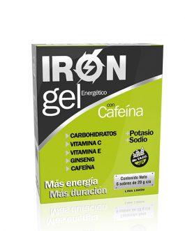 Iron Gel GENTECH (6 Unidades)