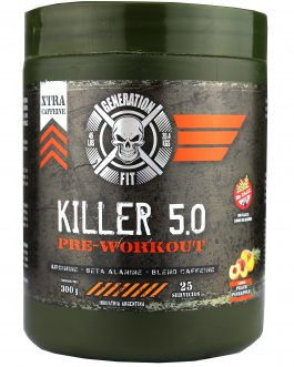 GENERATION FIT Killer 5.0 Pre Workout (300 Grs)