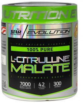 L-Citrulina Malate STAR NUTRITION (300 Grs)