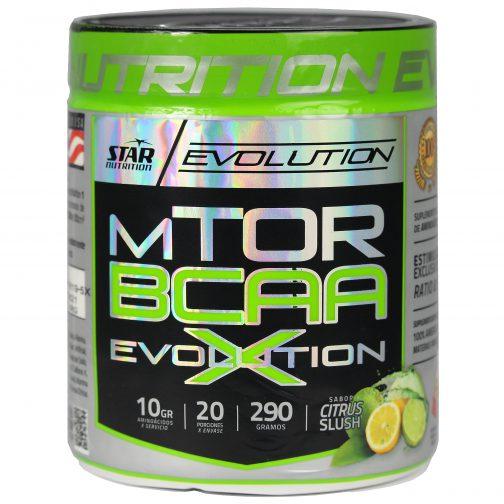 mtor bcaa evolution star nutrition