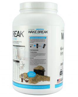 Wake Break Whey Protein GENTECH (1130 Grs) Sabor Cappucchino