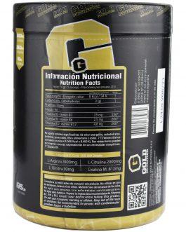 GOLD NUTRITION No Gold Oxido Nitrico (195 Grs)