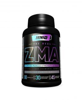 ZMA STAR NUTRITION (90 Caps)