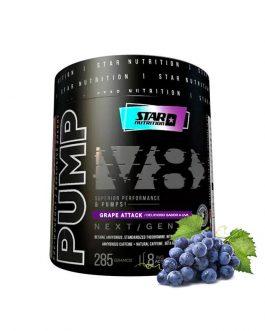 Pump 3d V8 STAR NUTRITION (285 Grs)