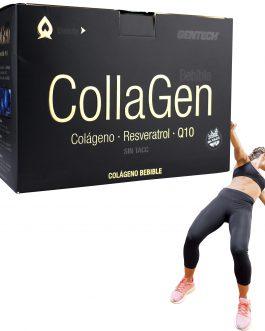 CollaGen GENTECH Colágeno + Resveratrol + Q10