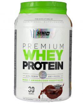 Proteina STAR NUTRITION Platinum Whey Protein (909/3000 Grs)