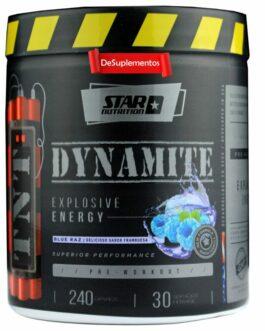 STAR NUTRITION TNT Dynamite Blue Raz ( 240 Grs )