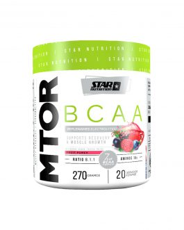 STAR NUTRITION Mtor Bcaa (270 Grs)