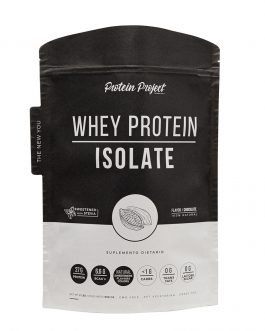 PROTEIN PROJECT Natural Whey Protein Isolate (908 Grs)
