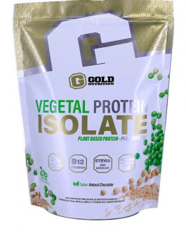 GOLD NUTRITION Vegetal Protein Isolada (907 Grs)