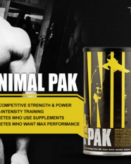 UNIVERSAL Animal Pak (44 Packs) – Con Review
